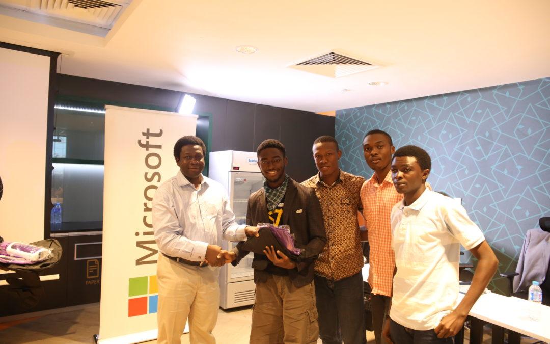 Nigeria's Team Humane makes it to Microsoft Imagine Cup World Finals