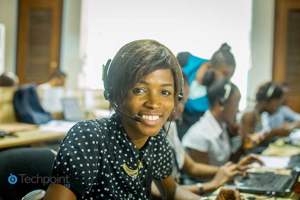 Bimbola Abati vconnect Head of Telesales