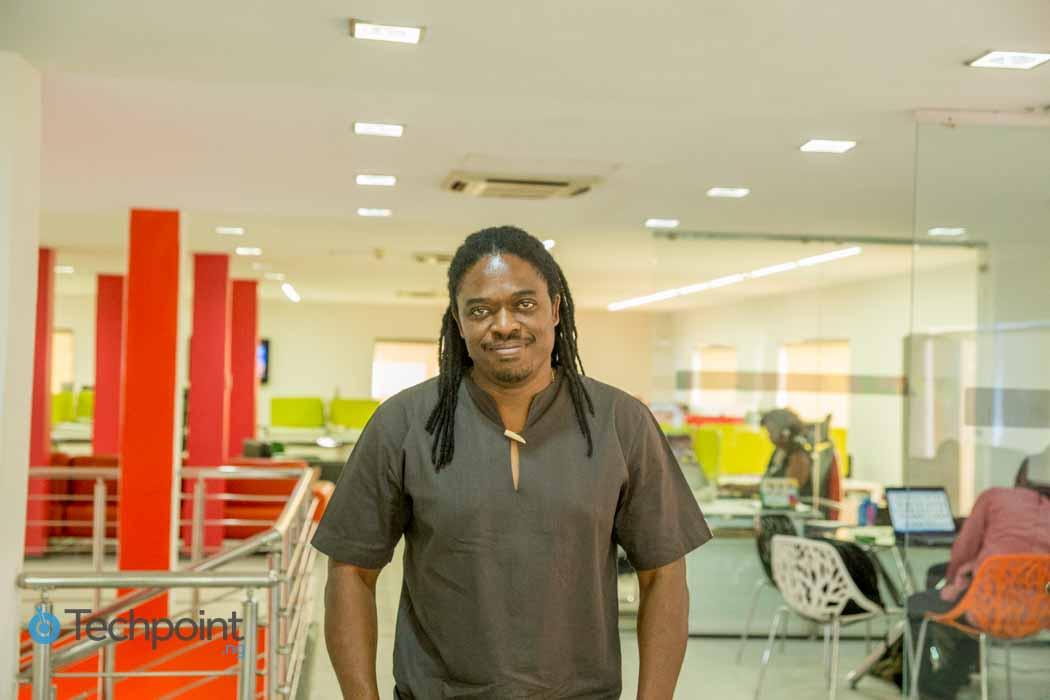 Chima Okenimkpe,Executive Creative Director at Insight Communications