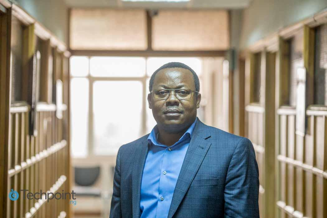Emmanuel Eze, CTO SystemSpecs