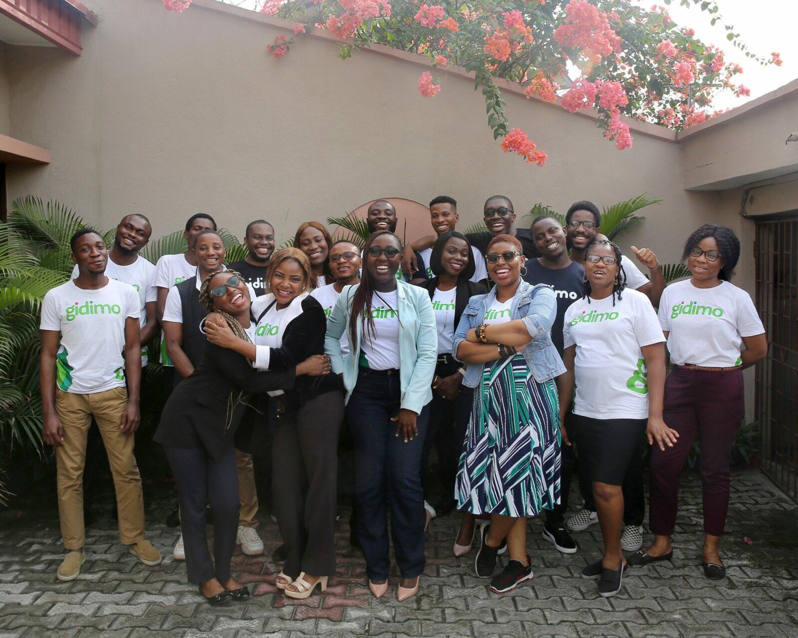 Gidi Mobile team scaled 1