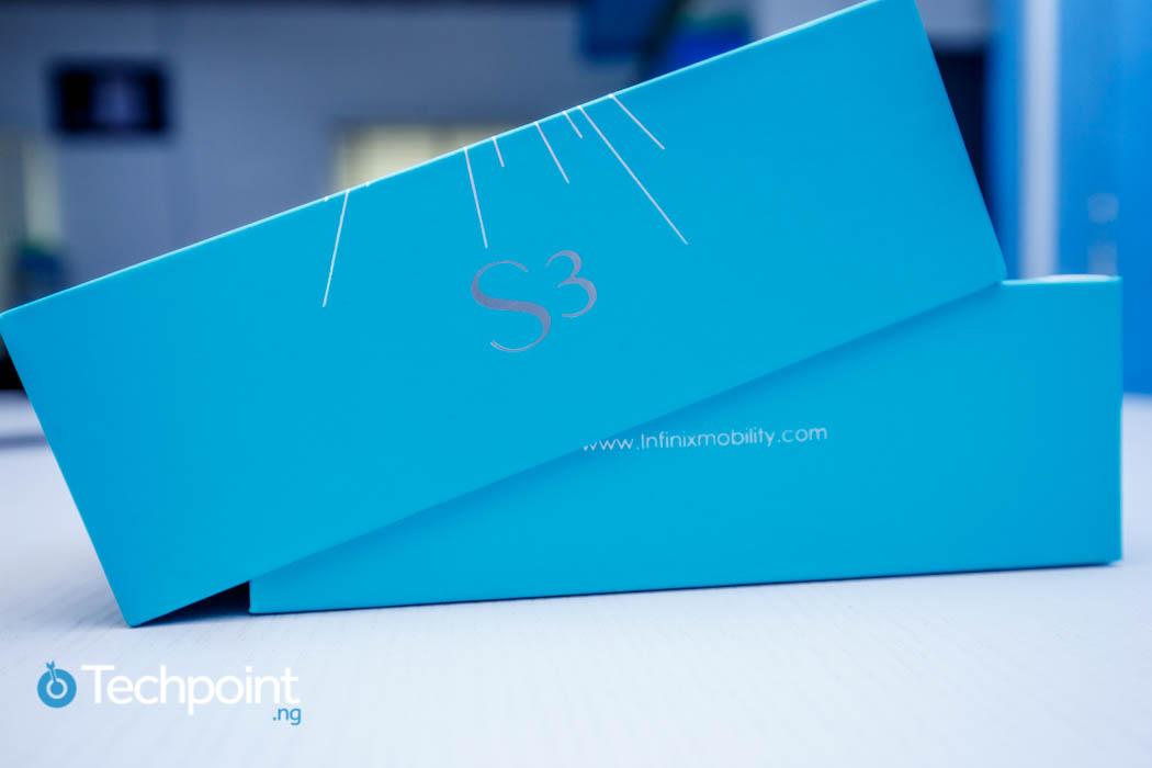 Infinix S3 Unboxing 6 of 35