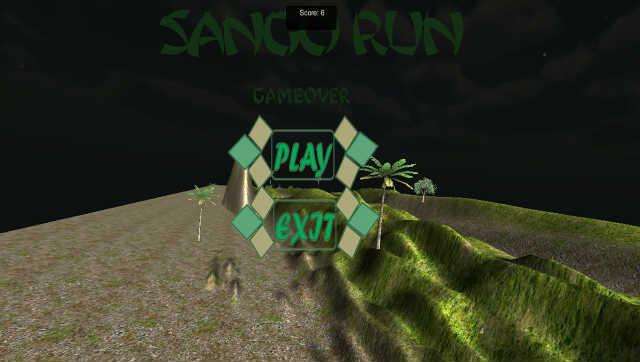 Sango run 1