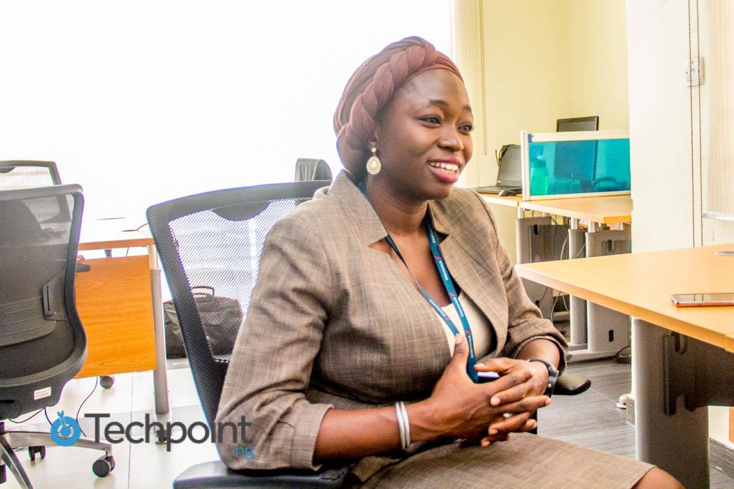 Sherifat Akinwonmi Interview 11