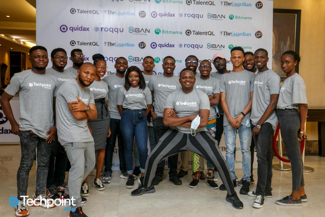Techpoint team DC summit