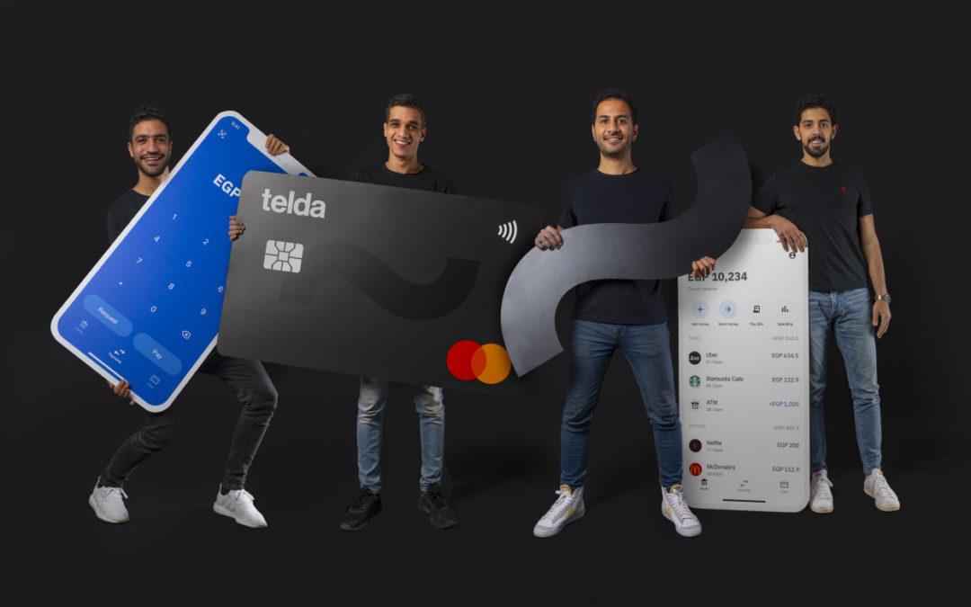 Egyptian fintech startup, Telda, raises $5 million in pre-seed round