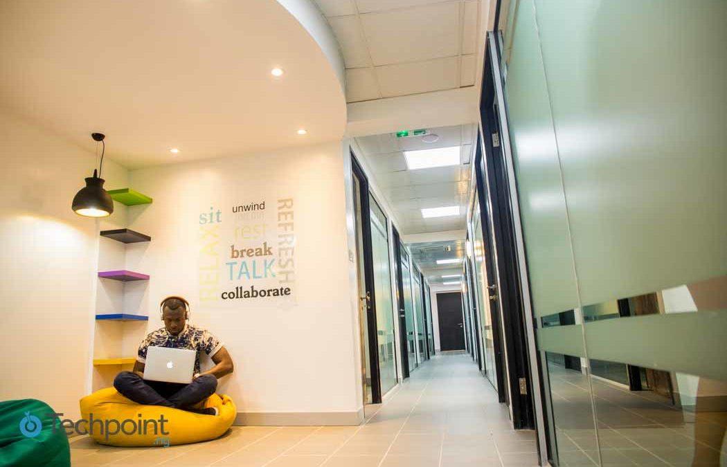 Photo Tour: Venia Business Hub Co-working space in Lekki