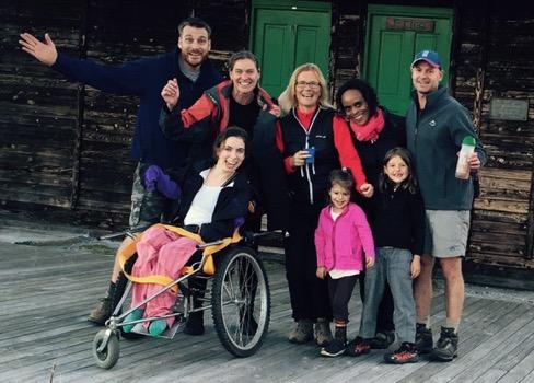 Follow Chaeli Mycroft, a South African quadriplegic on her Ascent of Mount Kilimanjaro