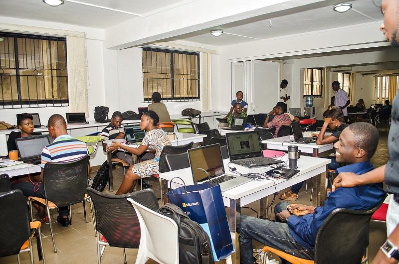 IDEA Hub Nigeria Incubation Space