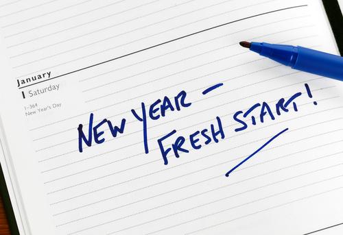 Your top ten 2015 resolutions, on Twitter