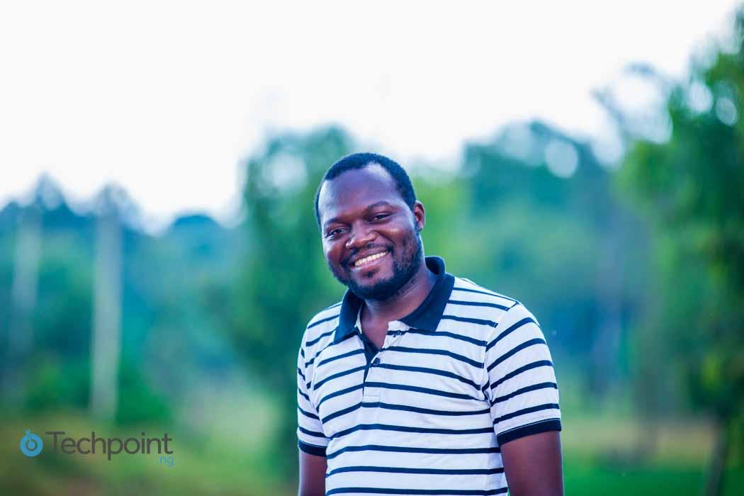 Daser David - Co-founder nHub Nigeria