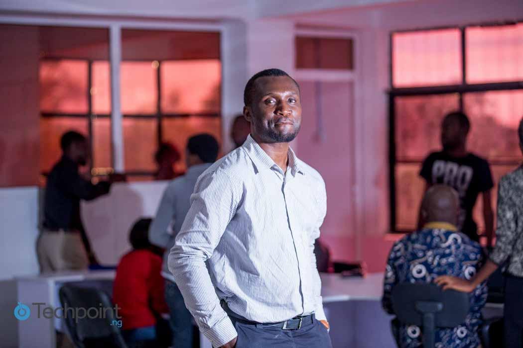 Christian Nice Akpabio - Hub Manager