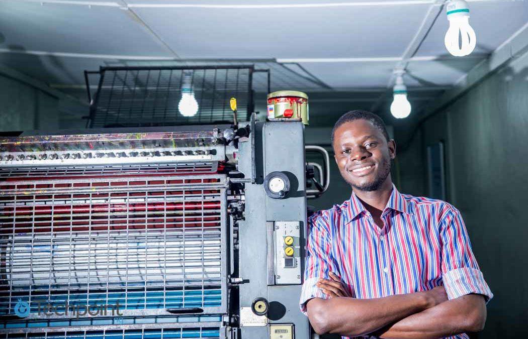 Oluyomi Ojo steps down as Printivo CEO