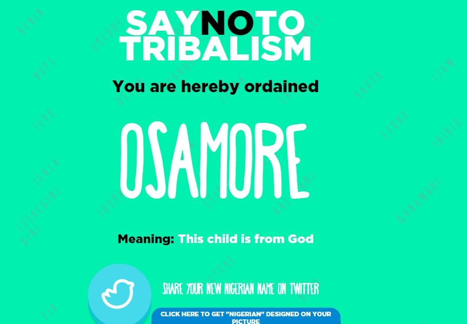 say-no-to-tribalism-osamore
