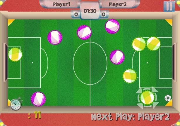 table-soccer
