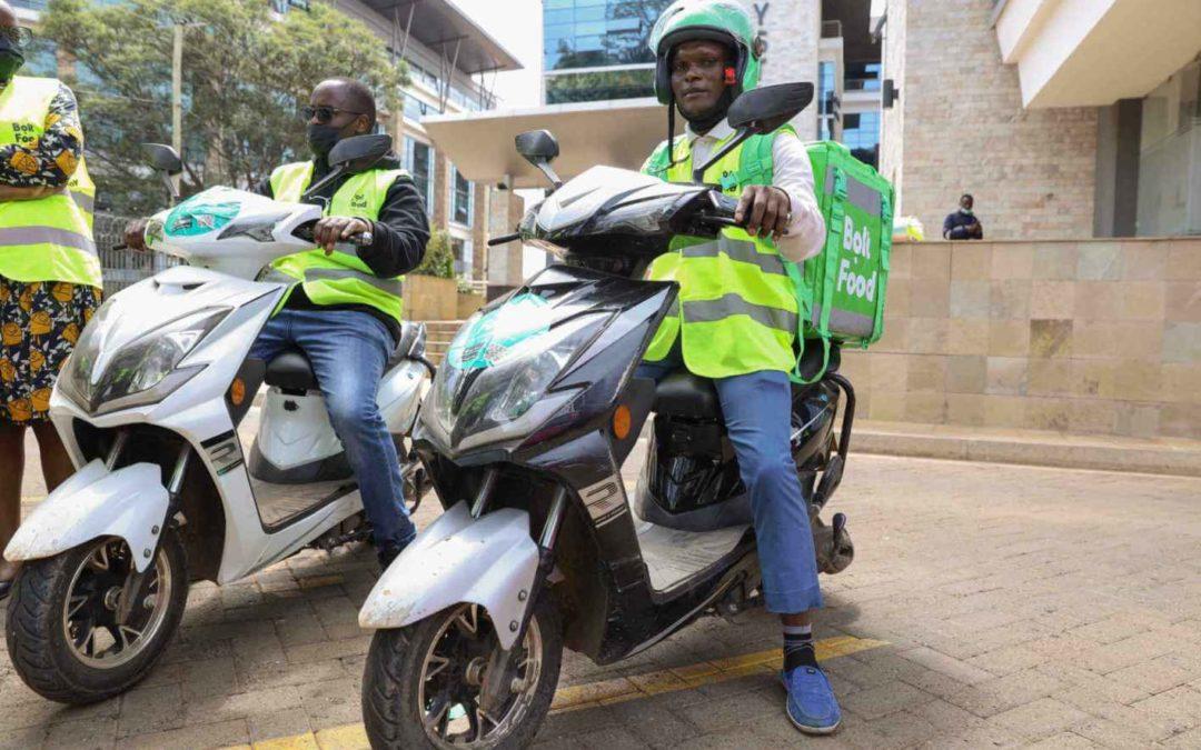 Bolt adds e-bikes, tuk-tuks to fleet of food delivery vehicles in Kenya