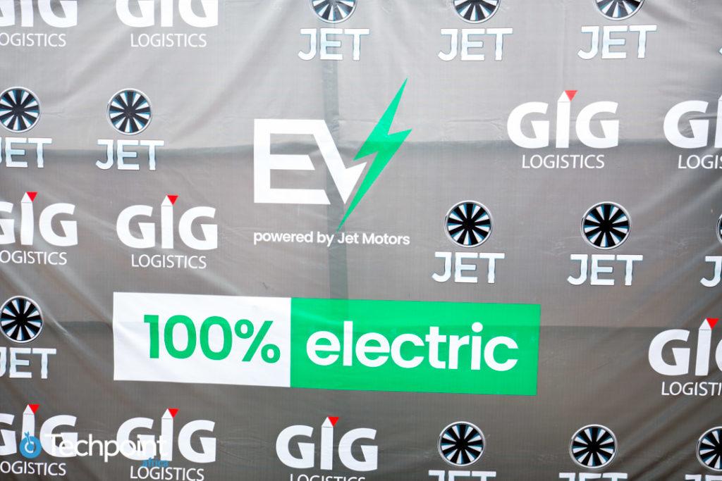 GIGL and JET EV 100 per cent electric