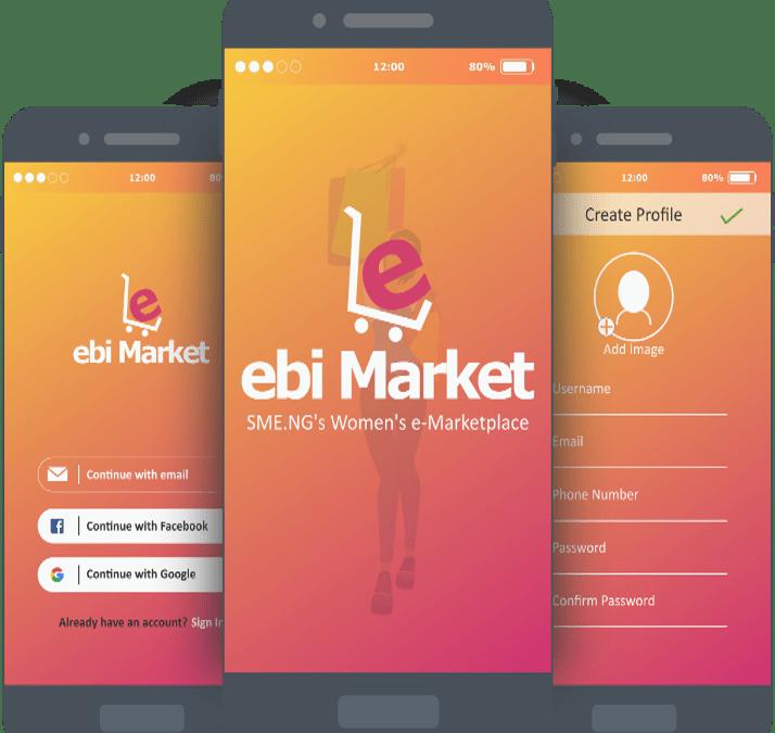 SME.NG's E-Market platform, Ebi Marketplace is set to go live, target women-owned businesses in Nigeria