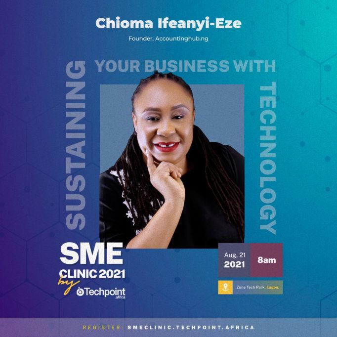 Chioma Ifeanyi Eze SD