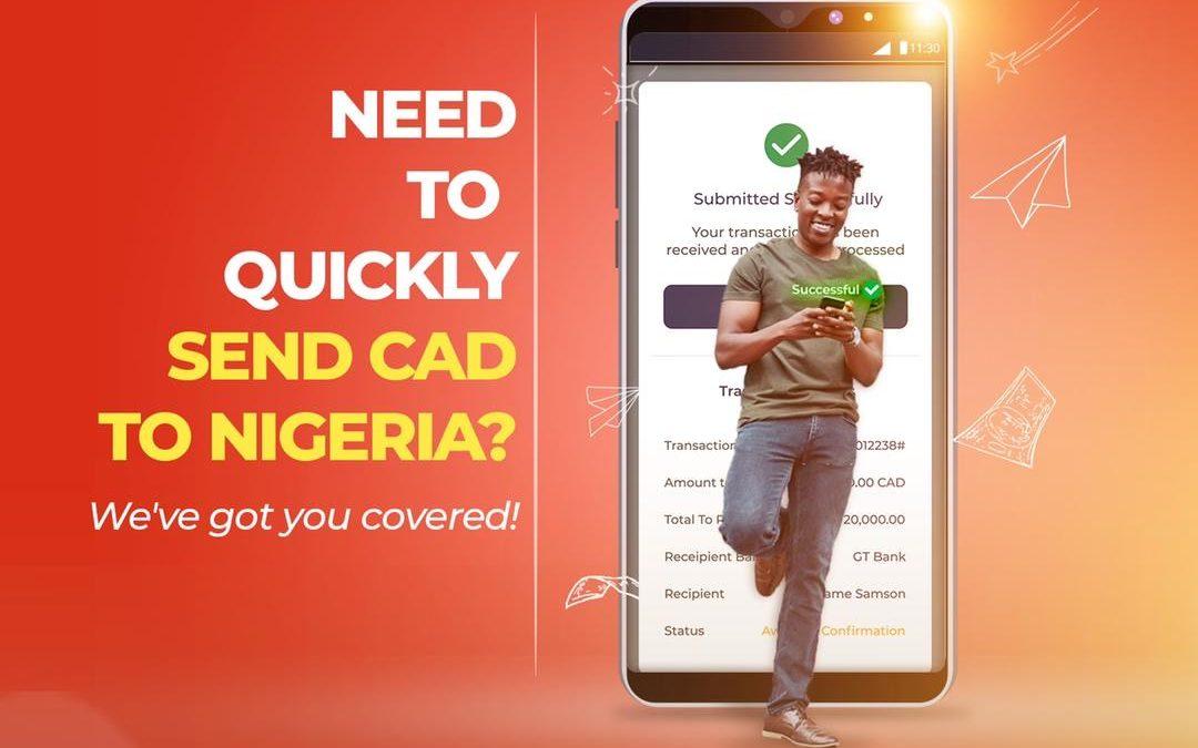 7 Reasons to Send CAD to Nigeria using Africhange