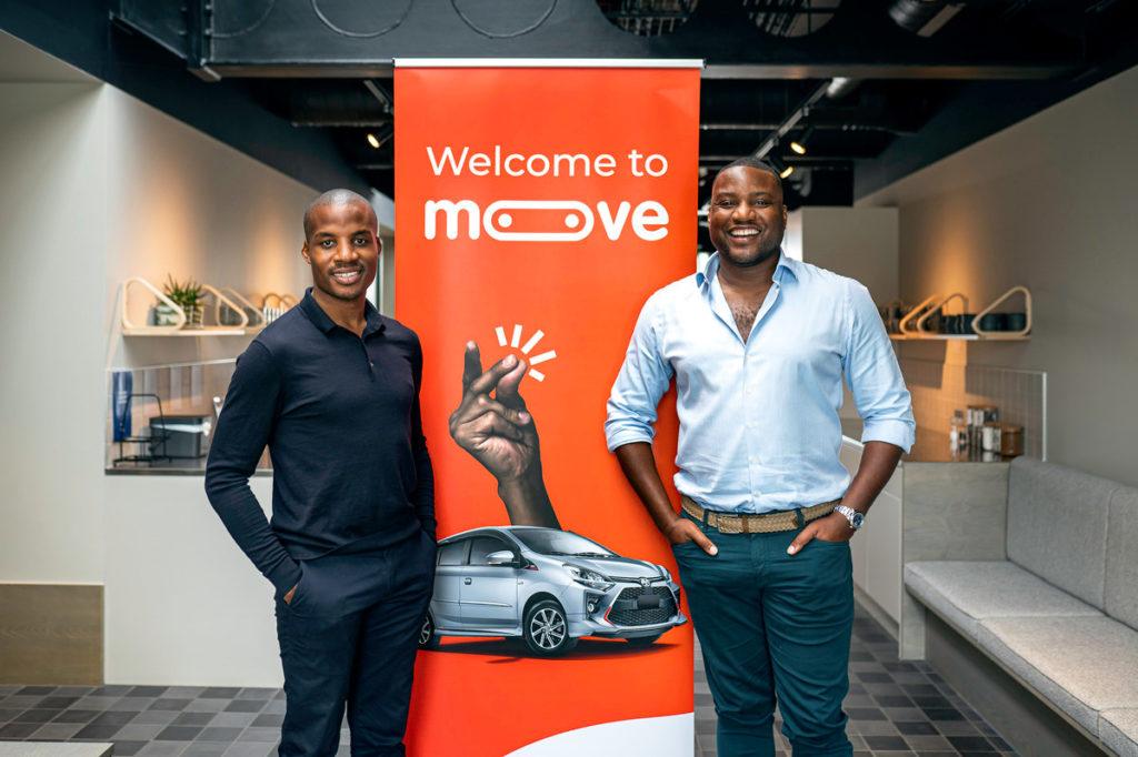 1 Moove Founders Jide Odunsi and Ladi Delano