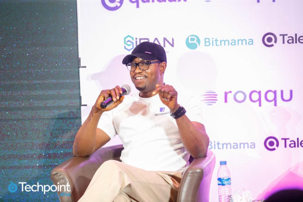 Adedeji Owonibi Digital Currency Summit