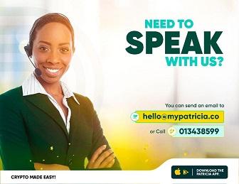 Contact Patricia