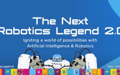 Unveiling The Next Robotics Legend!!!