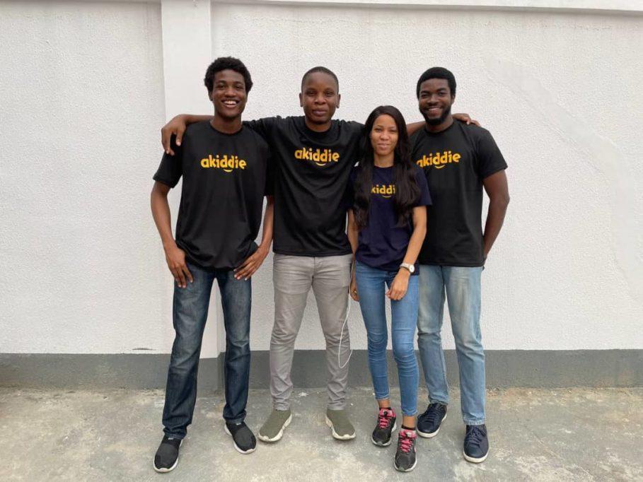 Akiddies team