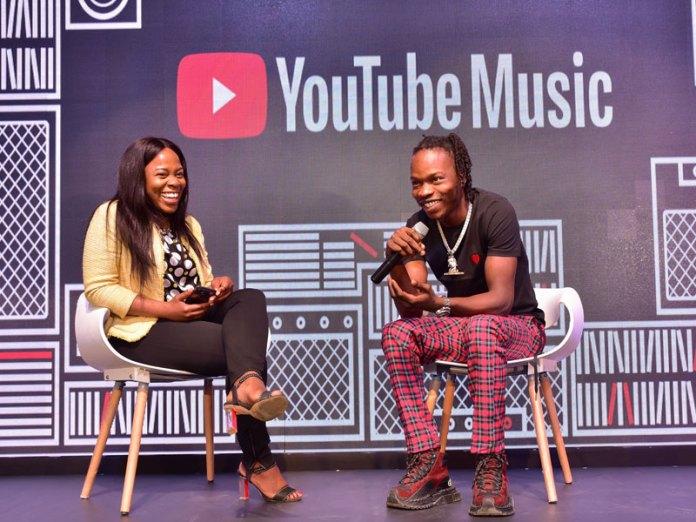 243ad5ed youtubes addy awofisayo left and afrobeats star naira marley