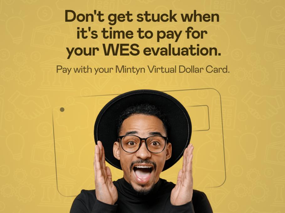 Bank Virtual Dollar Card