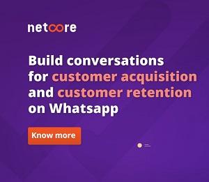 Netcore WhatsApp