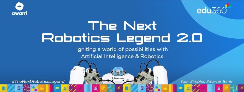 The Next Robotics Legend 2.0